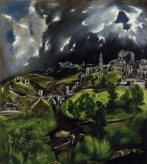 """View of Toledo"" 