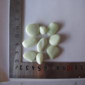 Photoluminescent Pebble,Glow In The Dark Pebbles,Glowing Stone Pebbles - Realglow | Photoluminescent Ceramic | Scoop.it