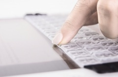 TouchFire: The iPad's Keyboard Gets Physical | Curtin iPad User Group | Scoop.it