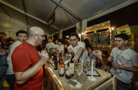 Singapore Beerfest Draws Thirsty Crowds | International Beer News | Scoop.it