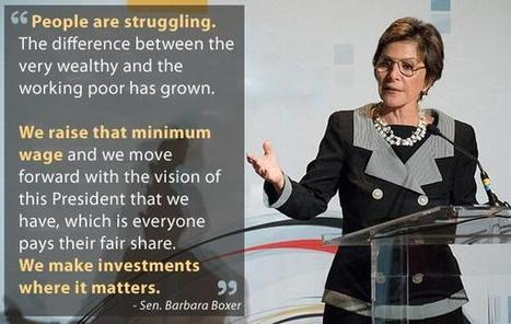 Twitter / emilyslist: Join us this Labor Day in ... | Coffee Party Feminists | Scoop.it