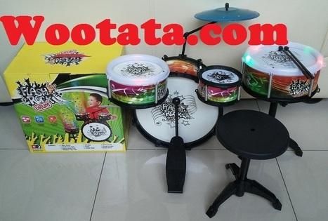 Mainan Online Anak Mainan Drum Untuk Anak Usia 3