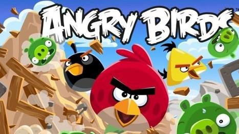 La fièvre Angry Birds refrappe à nouveaux !   Tuitec   Scoop.it