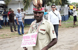 Papuans seek UN help for independence - philippines.ucanews.com | Papuan News | Scoop.it