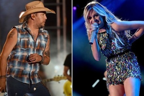 Jason Aldean + Kelsea Ballerini to Duet on 'They Don't Know'   Country Music Today   Scoop.it