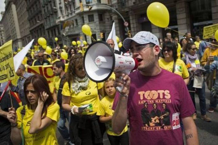 Las AMPA editan un manual de resistencia contra la 'Ley Wert' - El País.com (España) | Partido Popular, una visión crítica | Scoop.it