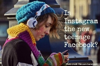 Is Instagram The New Teenage Facebook? - Business 2 Community | Public Relations & Social Media Insight | Scoop.it