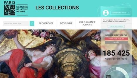 Paris Musées. Toutes les œuvres et collections des musées de la ville de Paris – Les Outils Tice | Les outils du Web 2.0 | Scoop.it