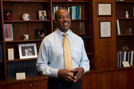 Georgia Tech's Gary May: Striving for Racial Parity in STEM | STEM Curriculum | Scoop.it