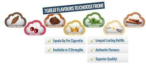CloudCig Electronic Cigarettes | Buy E Cigs | UK Online Shop | E Cigarette News | Scoop.it
