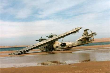 Incredible Pictures Of Unexplained Abandoned Airplanes - Gleems | Abandoned Houses, Cemeteries, Wrecks and Ghost Towns | Scoop.it