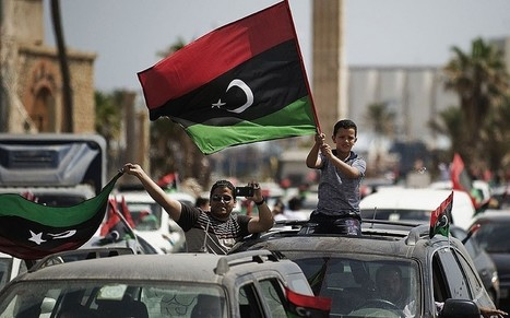 Libya: 50 Egyptian Christians seized by Islamist militias - Telegraph.co.uk | The Indigenous Uprising of the British Isles | Scoop.it