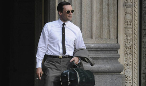 Newsweek to Publish Mad Men Issue; Betty White Jokes About Stalking Jon Hamm - Mad Men - AMC | Mad Men | Scoop.it