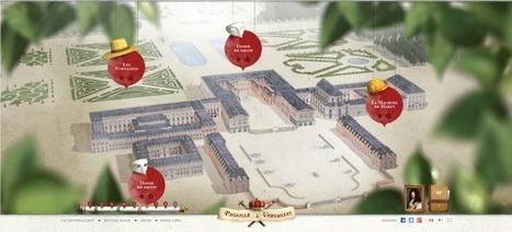 Pagaille à Versailles ou le ludique au service de l'éducation en histoire | Musées et outils numériques | Scoop.it