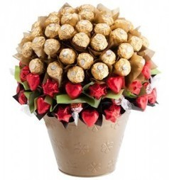 Edible Chocolate Bouquets Make The Perfect Gift For Women | Dresses | Scoop.it