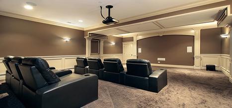 Innovative Audio Video Installations and Designs | Home Theatre Installation Ottawa | Scoop.it
