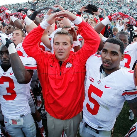 Why Urban Meyer Was the Best CFB Hire of the Last 5 Years | Ohio State football | Scoop.it