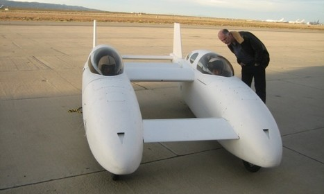 Team Behind Virgin Galactic Aircraft Unveils A Hybrid Electric Flying Car | UtopianDynamics | Scoop.it