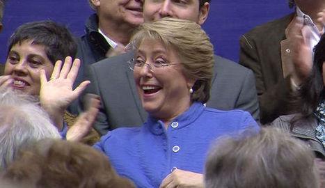 Chili, Brésil, Argentine: femmes présidentes dans un pays machiste, le paradoxe? | Isabelle Steyer Avocate | Scoop.it