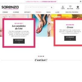 cashback-coupon est la plateforme consacrée uniquement aux codes de réduction et bons d'avantages sarenza, sur lequel vous trouvez tous les bons de réductions et codes avantages de la boutique sarenza | bons plans | Scoop.it