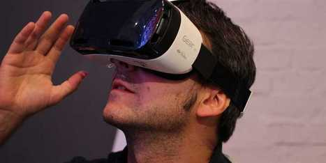 Haptic technology will let you touch sound in virtual reality   Future Trends and Advances In Education and Technology   Scoop.it