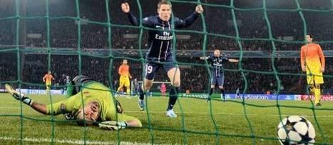 Football - Ligue des champions : Canal+ crève l'écran avec PSG-Barça | Citrons Press'és, TOUT savoir sur l'actualité! | Scoop.it