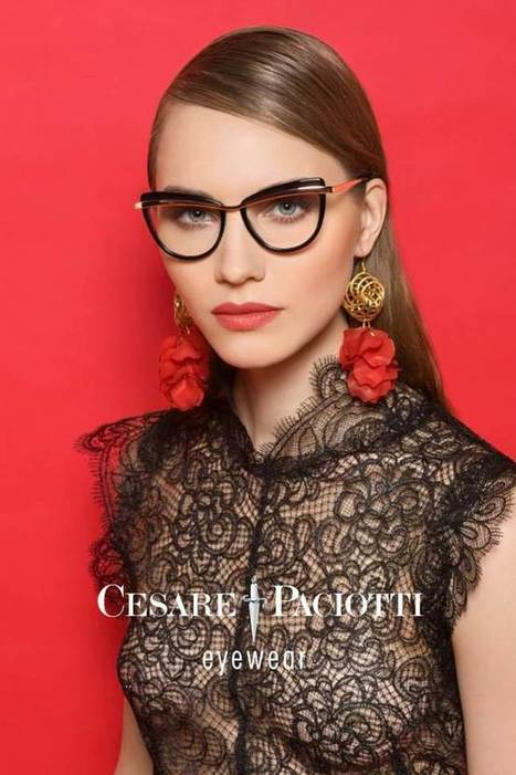 Cesare Paciotti Eyewear Summer Collection 2015 | Le Marche & Fashion | Scoop.it