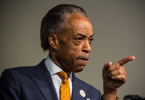 Sharpton's Race Baiting Group Demands Feds Lower The Bar & Prosecute Cop Acquitted In Freddie Gray Case | Conservative Politics | Scoop.it