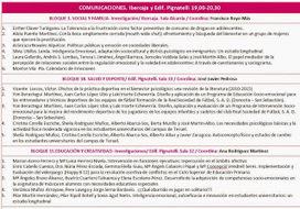 Coaching Y Ciberoptimismo: Programa de Actos del II Congreso Internacional de Inteligencia Emocional y Bienestar CIIEB2015 | Informática Educativa y TIC | Scoop.it