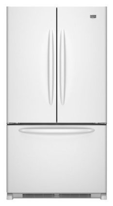 -1-  Check Price  MFF2558VEW Maytag MFF2558VEW 24.8 Cu. Ft. White French Door Refrigerator – Energy Star Maytag | Cheap Refrigerators on Sale | Scoop.it