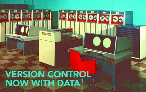 Version Control for Data | Open Government Daily | Scoop.it