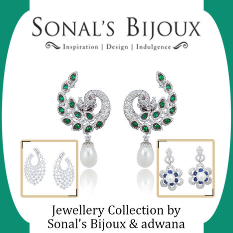 Growing Demand of Designer Silver Earrings in Online Shops - Silver Bangles & Bracelets Online for Women in India | Sonals Jewellery | Scoop.it