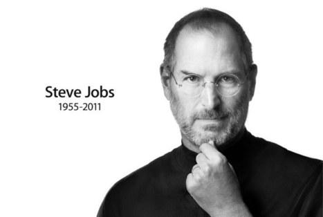 Steve Jobs: Tengan el coraje de seguir a vuestro corazón y vuestra intuición (Video) | Emprendedores 24×7 | Proyecto Empresarial 2.0 | Scoop.it
