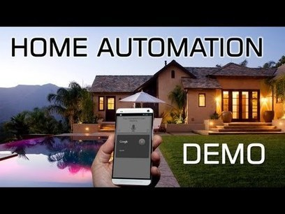 Android Home Automation Demo | Voice + NFC | Rajasthan Tourism | Scoop.it