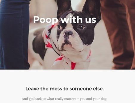 MOQUER «l'ubérisation» avec une fausse application de ramassage de crottes | Machines Pensantes | Scoop.it