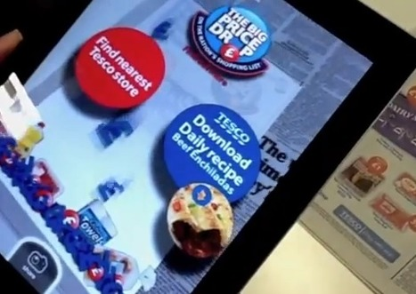 Using Augmented Reality As Part Of An Integrated Marketing Communications Strategy | The Star Group | IMC | Scoop.it