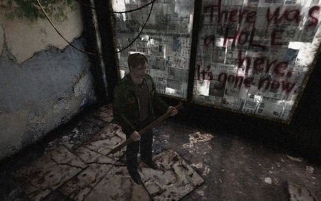 Resurrect the Silent Hill franchise by returning it to what made it great ~ Konami Games News and Information Blog | Konami Games News and Information Blog | Scoop.it