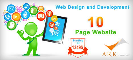 Web Design Dubai | Website Design Dubai | Website Designing in Dubai | Ark Solutions | Scoop.it