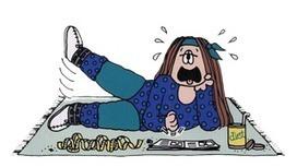 The Believer - Kathleen Rooney on Cathy Guisewite's CATHY | Ladies Making Comics | Scoop.it