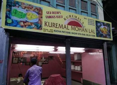 Best Eating Places in Purani Delhi (Chandni Chowk)   ReSCOOPED   Scoop.it