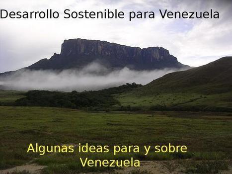 Desarrollo sostenible para Venezuela: Un periodista holandés comenta sobre Venezuela y Holanda | Iniciativas Verdes | Scoop.it