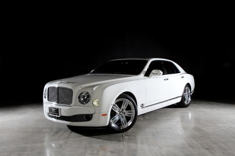 Bentley Mulsanne an Exotic Car for Rental | Car Rentals | Scoop.it