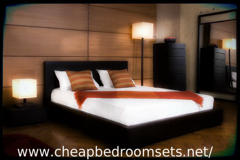 Low-priced Bedroom Sets | Get Affordable Cheap Bedroom Sets | Scoop.it
