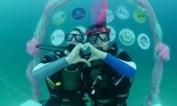 An Unforgettable Underwater Wedding in the Beautiful World of Andaman Sea   News Update   Scoop.it
