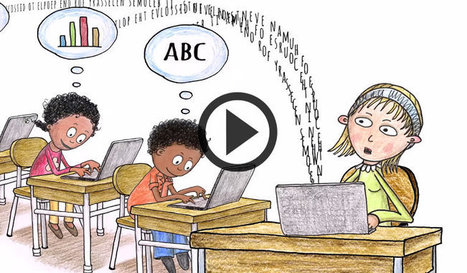 Video: If you give a kid a laptop | Beyond the Stacks | Scoop.it