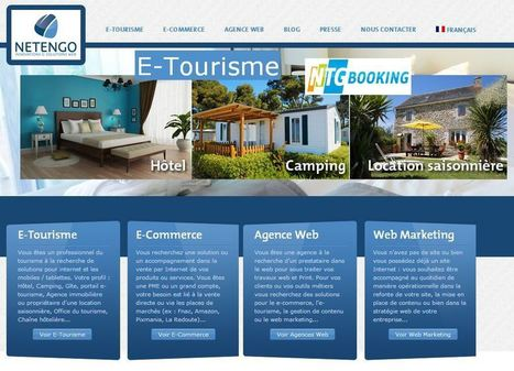 Hôtellerie : comment reprendre la main sur ses ventes avec Netengo ? | Professionnels du tourisme - Nogaro en Armagnac | Scoop.it