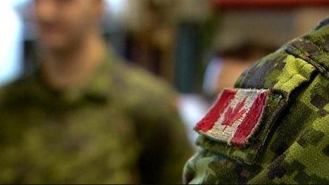 L'armée canadienne tient les journalistes à l'écart des militaires - ICI.Radio-Canada.ca | Journalistes de guerre | Scoop.it