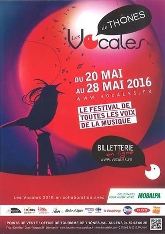 Festival Les Vocales de Thônes | Savoie d'hier et d'aujourd'hui | Scoop.it