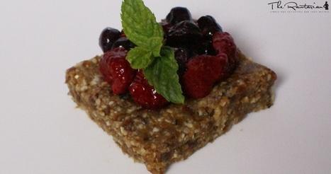 Raw vanilla mint squares   The Rawtarian   Healthy Eating - Recipes, Food News   Scoop.it