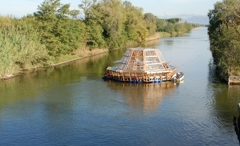 Jellyfish Barge : des jardins potagers flottants   Chimie verte et agroécologie   Scoop.it